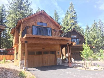Incline Village Single Family Home For Sale: 678 Rosewood Circle #67