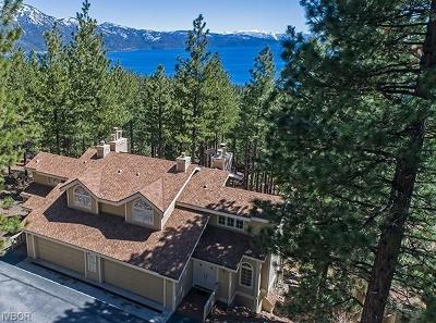 Incline Village NV Condo/Townhouse For Sale: $849,000