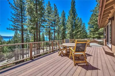Incline Village Single Family Home For Sale: 683 Tyner Way Way