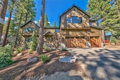 Incline Village Single Family Home For Sale: 746 Kelly Drive