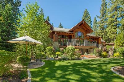 Incline Village NV Single Family Home For Sale: $6,395,000