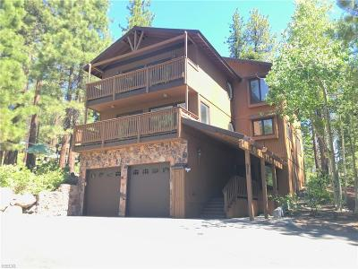 Incline Village Single Family Home For Sale: 820 Barbara Street