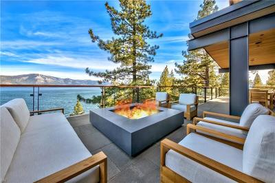 Crystal Bay NV Single Family Home For Sale: $22,000,000