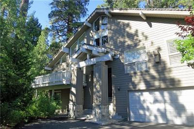 Incline Village Single Family Home For Sale: 644 Country Club Drive
