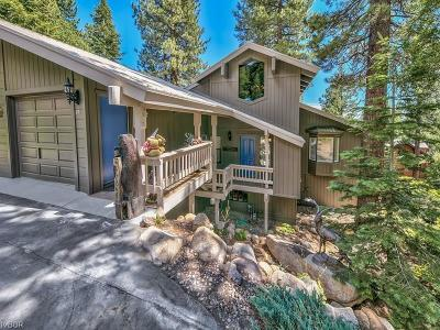 Incline Village NV Single Family Home For Sale: $1,350,000