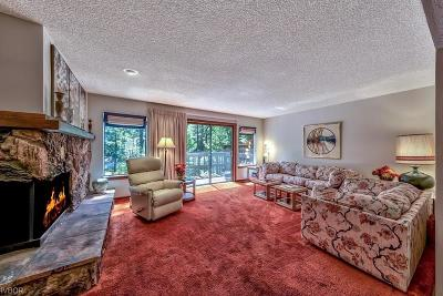 Incline Village NV Condo/Townhouse For Sale: $499,000