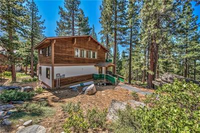 Incline Village Single Family Home For Sale: 1090 Lucerne Way