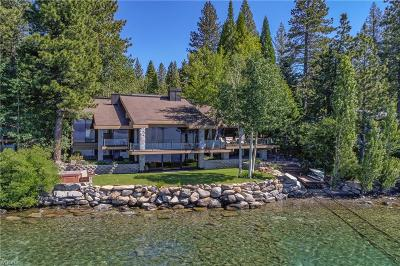 Incline Village NV Single Family Home For Sale: $14,500,000