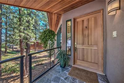 Incline Village Single Family Home For Sale: 561 Valley Drive