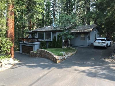 Incline Village Single Family Home For Sale: 680 Martis Peak Road