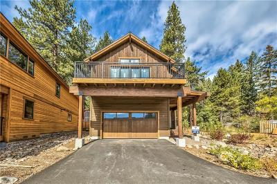 Incline Village Single Family Home For Sale: 684 Rosewood Circle