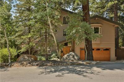 Incline Village Single Family Home For Sale: 859 Golfers Pass Road