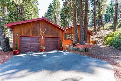 Incline Village Single Family Home For Sale: 760 Tyner Way