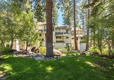 Incline Village NV Condo/Townhouse For Sale: $399,000