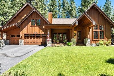 Zephyr Cove, Incline Village, Crystal Bay Single Family Home For Sale: 1072 Oxen Road