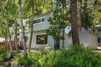 Tahoe City CA Multi Family Home For Sale: $949,000