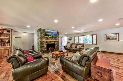 Zephyr Cove, Incline Village, Crystal Bay Single Family Home For Sale: 1069 Tiller Drive