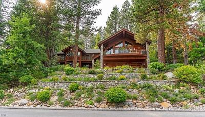 Zephyr Cove, Incline Village, Crystal Bay Single Family Home For Sale: 564 Dale Drive