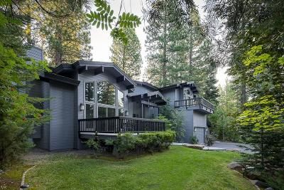 Incline Village Single Family Home For Sale: 818 Ophir Peak Road