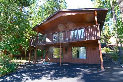 Incline Village Single Family Home For Sale: 550 Lantern Court