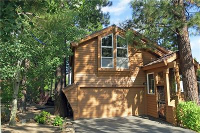 Incline Village Single Family Home For Sale: 565 Len Way