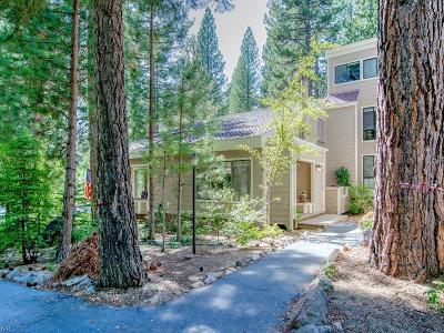 Incline Village NV Condo/Townhouse For Sale: $575,000