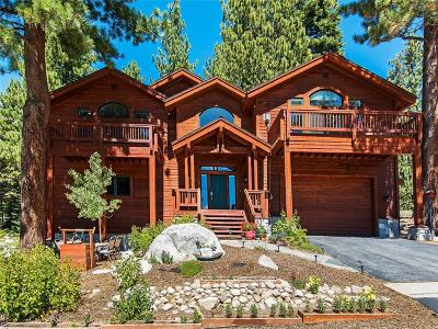 Incline Village Single Family Home For Sale: 960 Dana Court