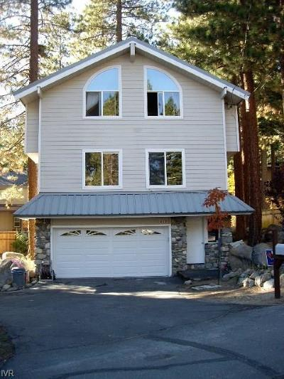 Incline Village Single Family Home For Sale: 375 Alder Court