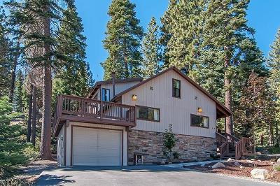Incline Village Single Family Home For Sale: 762 Tyner Way