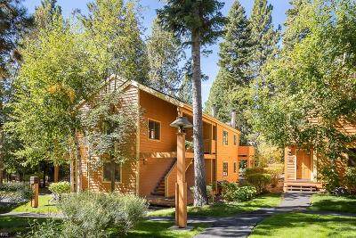 Incline Village NV Condo/Townhouse For Sale: $614,000