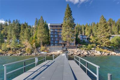 Incline Village NV Condo/Townhouse For Sale: $3,395,000