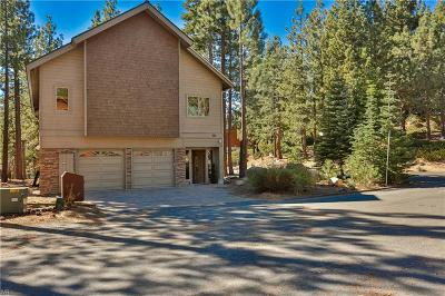 Incline Village Single Family Home For Sale: 755 Judith Court