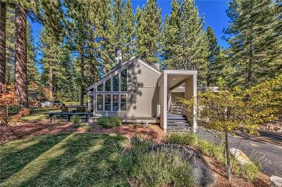 Incline Village Single Family Home For Sale: 1082 Flume Road