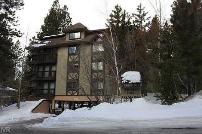 Incline Village Condo/Townhouse For Sale: 333 Ski Way #263