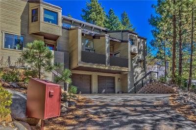 Incline Village NV Condo/Townhouse For Sale: $598,000