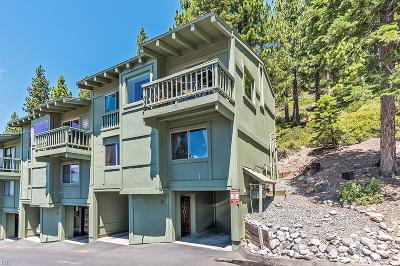 Incline Village NV Condo/Townhouse For Sale: $680,000