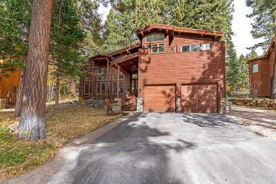 Incline Village NV Single Family Home For Sale: $1,295,000
