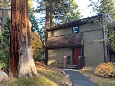 Incline Village NV Single Family Home For Sale: $1,950