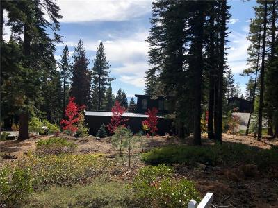 Incline Village Residential Lots & Land For Sale: 647 Saddlehorn Drive