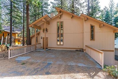 Incline Village NV Single Family Home For Sale: $765,000