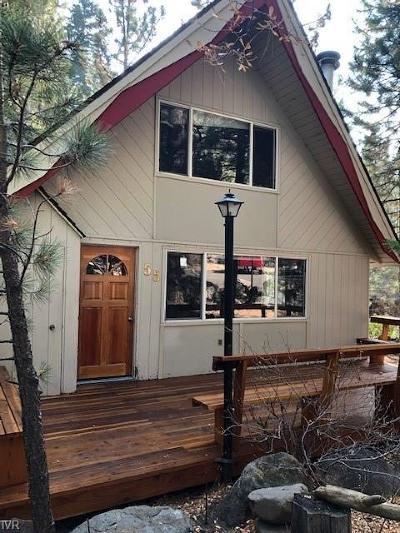 Incline Village NV Single Family Home For Sale: $511,000