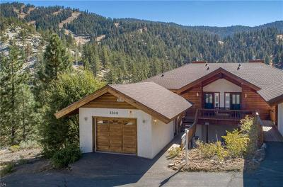 Incline Village NV Single Family Home For Sale: $950,000