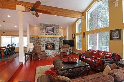 Incline Village NV Single Family Home For Sale: $1,595,000