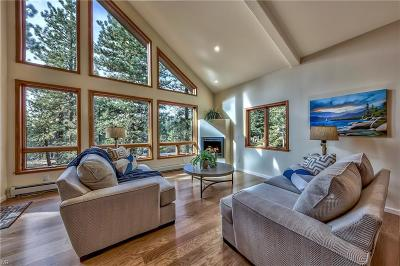 Incline Village NV Single Family Home For Sale: $1,495,000