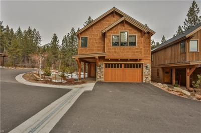 Incline Village NV Single Family Home For Sale: $1,695,000