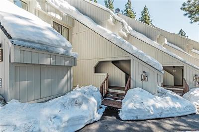 Incline Village NV Condo/Townhouse For Sale: $269,000