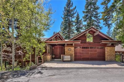 Incline Village NV Single Family Home For Sale: $2,349,000