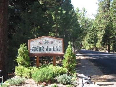 Incline Village NV Condo/Townhouse For Sale: $599,000