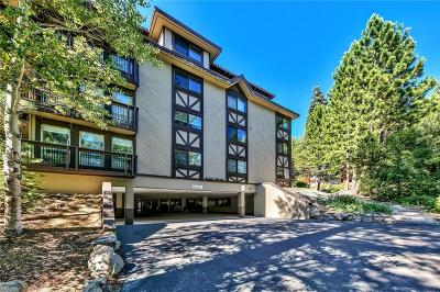 Incline Village Condo/Townhouse For Sale: 333 Ski Way #264