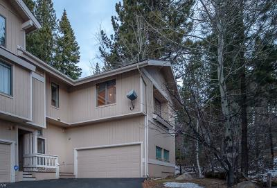 Incline Village NV Condo/Townhouse For Sale: $669,000